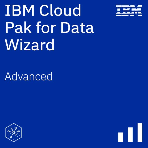 IBM Cloud Pak for Data Wizard