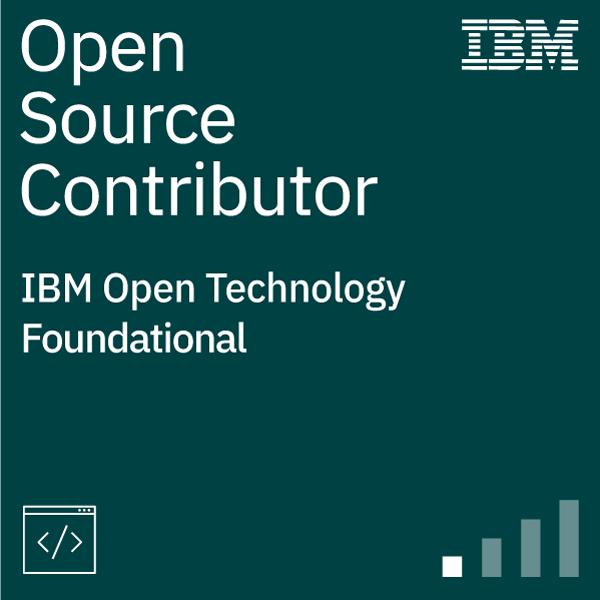 Open Source Contributor