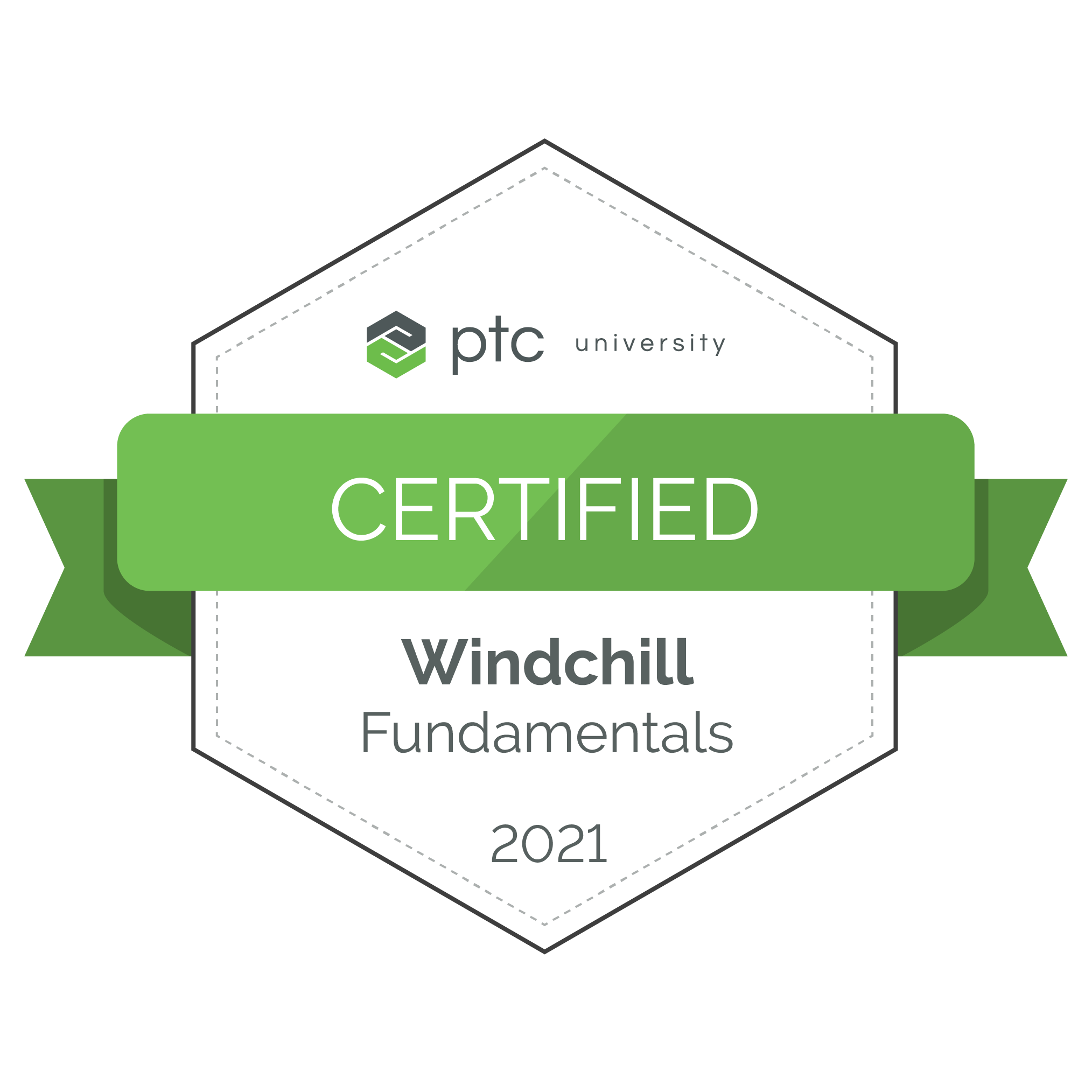 Windchill Fundamentals Certification 2021