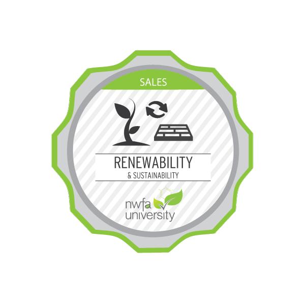 Renewability & Sustainability