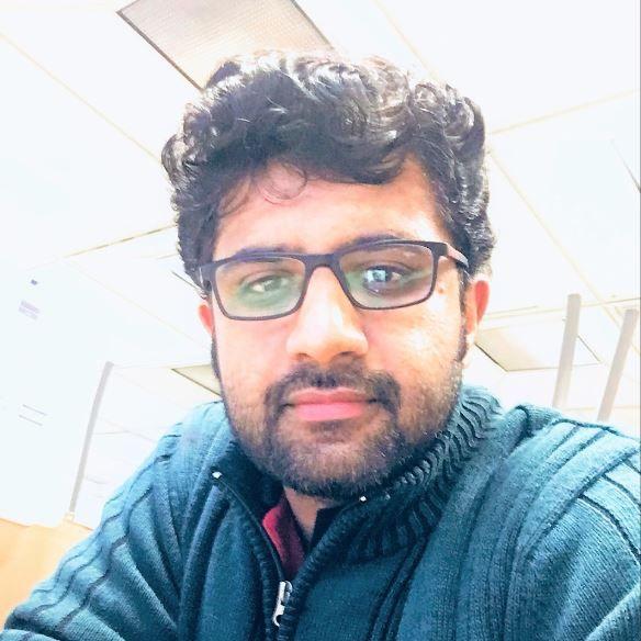 Ratheesh Kumar M