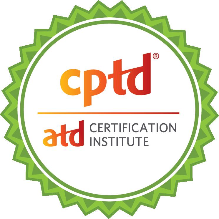 Certified Professional in Talent Development