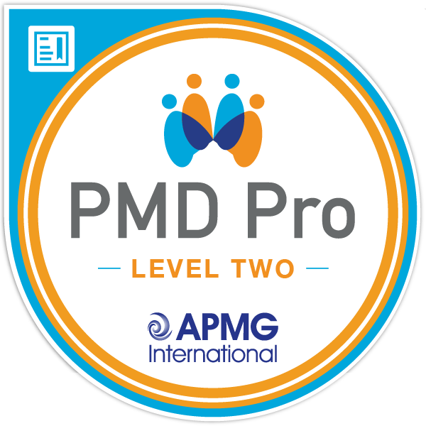 Project Management for Development Professionals (PMD Pro) Level 2