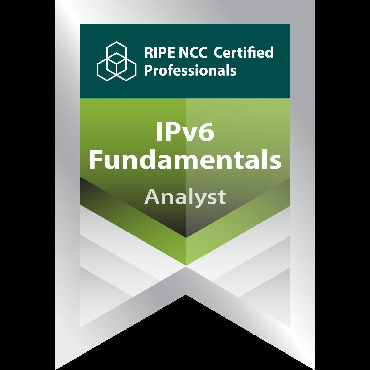 IPv6 Fundamentals - Analyst