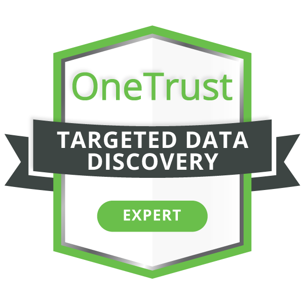 OneTrust Targeted Data Discovery Expert