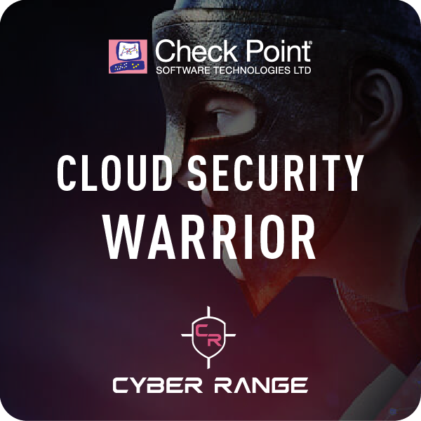 Check Point Cloud Security Warrior
