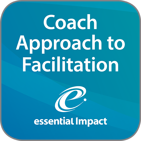 Coach Approach to Facilitation