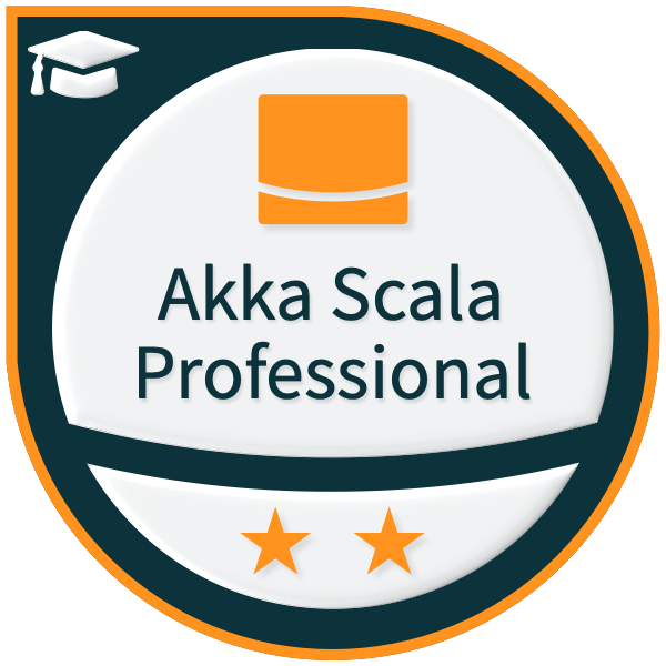 Lightbend Akka for Scala Professional - Level 2