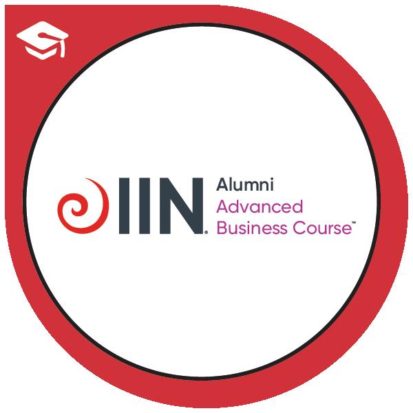 IIN Advanced Business Course
