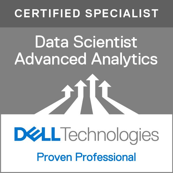 Specialist - Data Scientist, Advanced Analytics Version 1.0