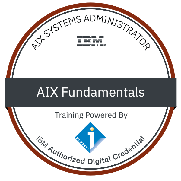Interskill - AIX Systems Administrator - Fundamentals