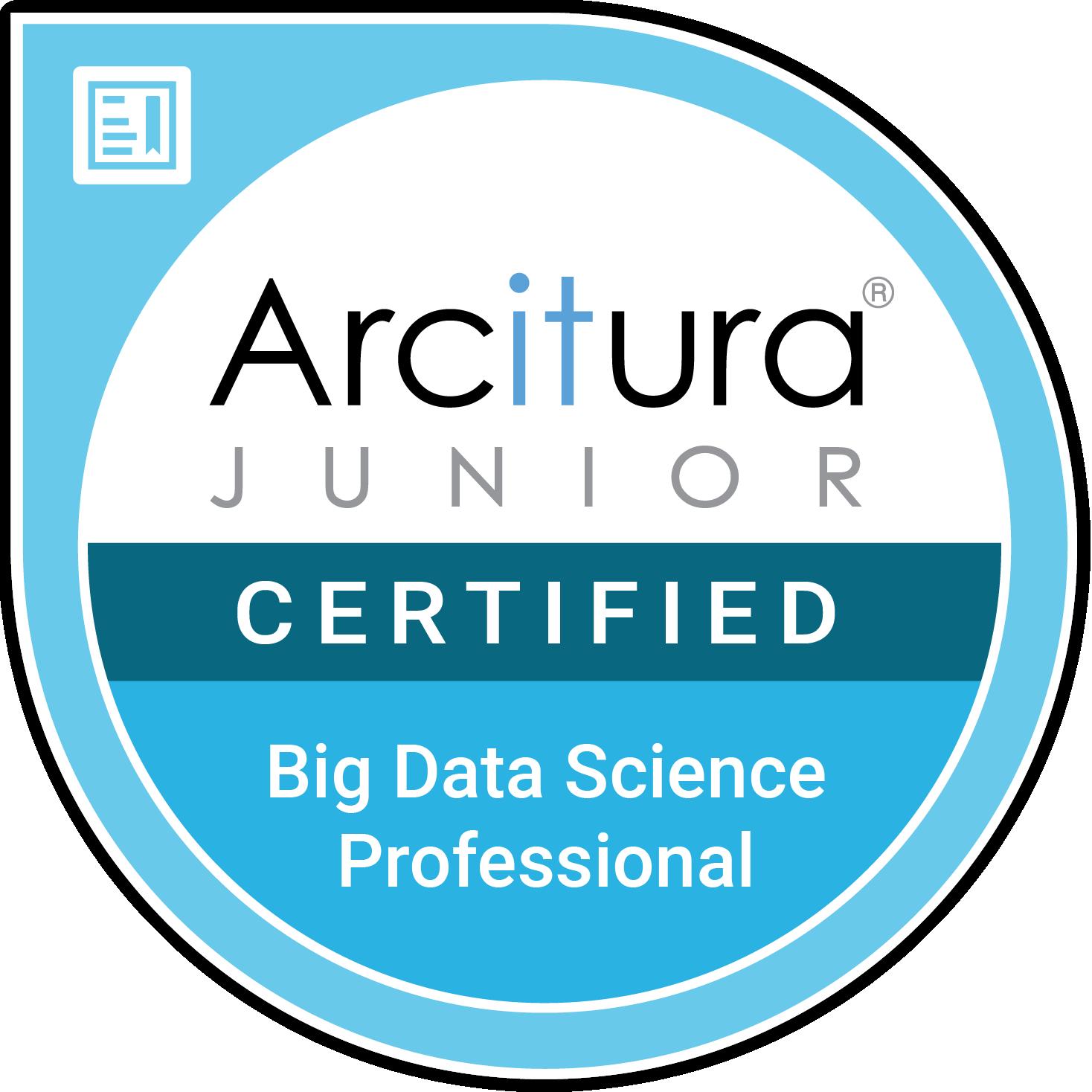 Junior Big Data Science Professional