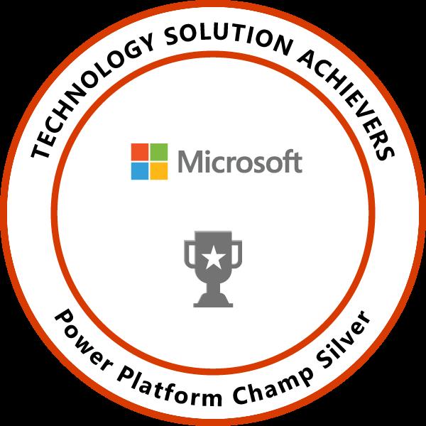 Power Platform Champ Silver