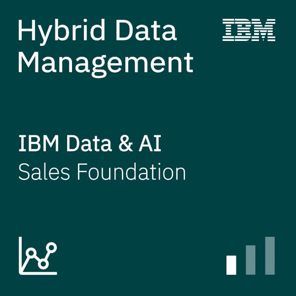 Hybrid Data Management Sales Foundation