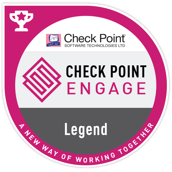 Check Point Engage - Legend