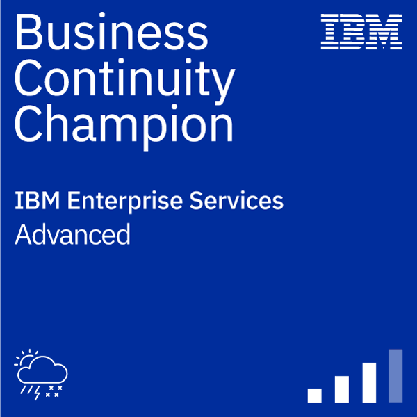 Business Continuity Champion