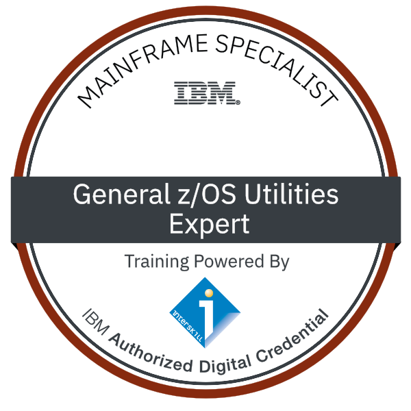 Interskill - Mainframe Specialist – General z/OS Utilities - Expert