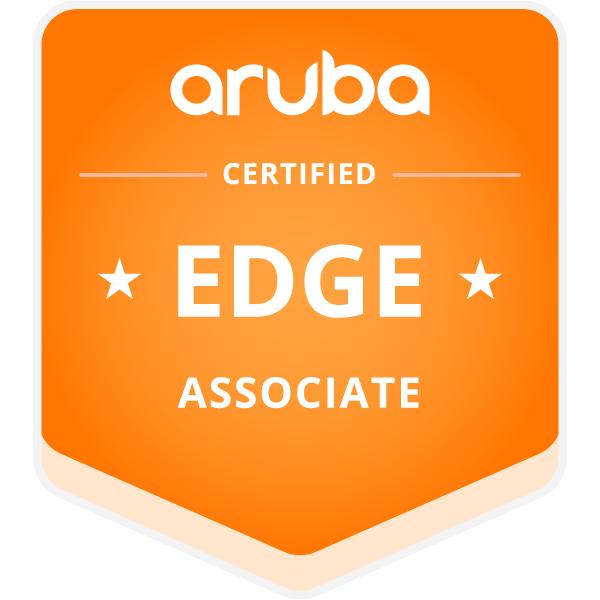 Aruba Certified Edge Associate