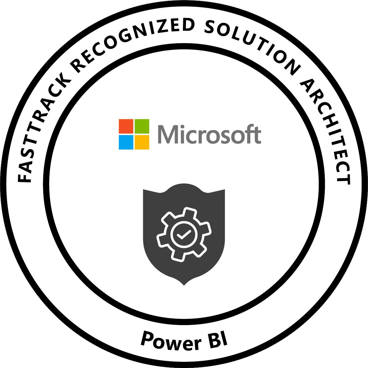 FastTrack Recognized Solution Architect - Power BI