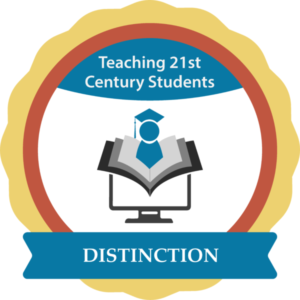 Teaching 21st Century Students with Distinction