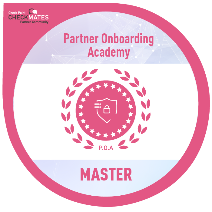 Partner Onboarding Academy Master