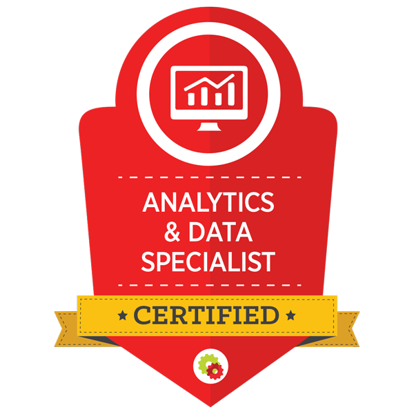 Certified Analytics & Data Specialist
