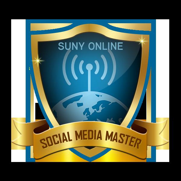 SUNY Online Social Media Master