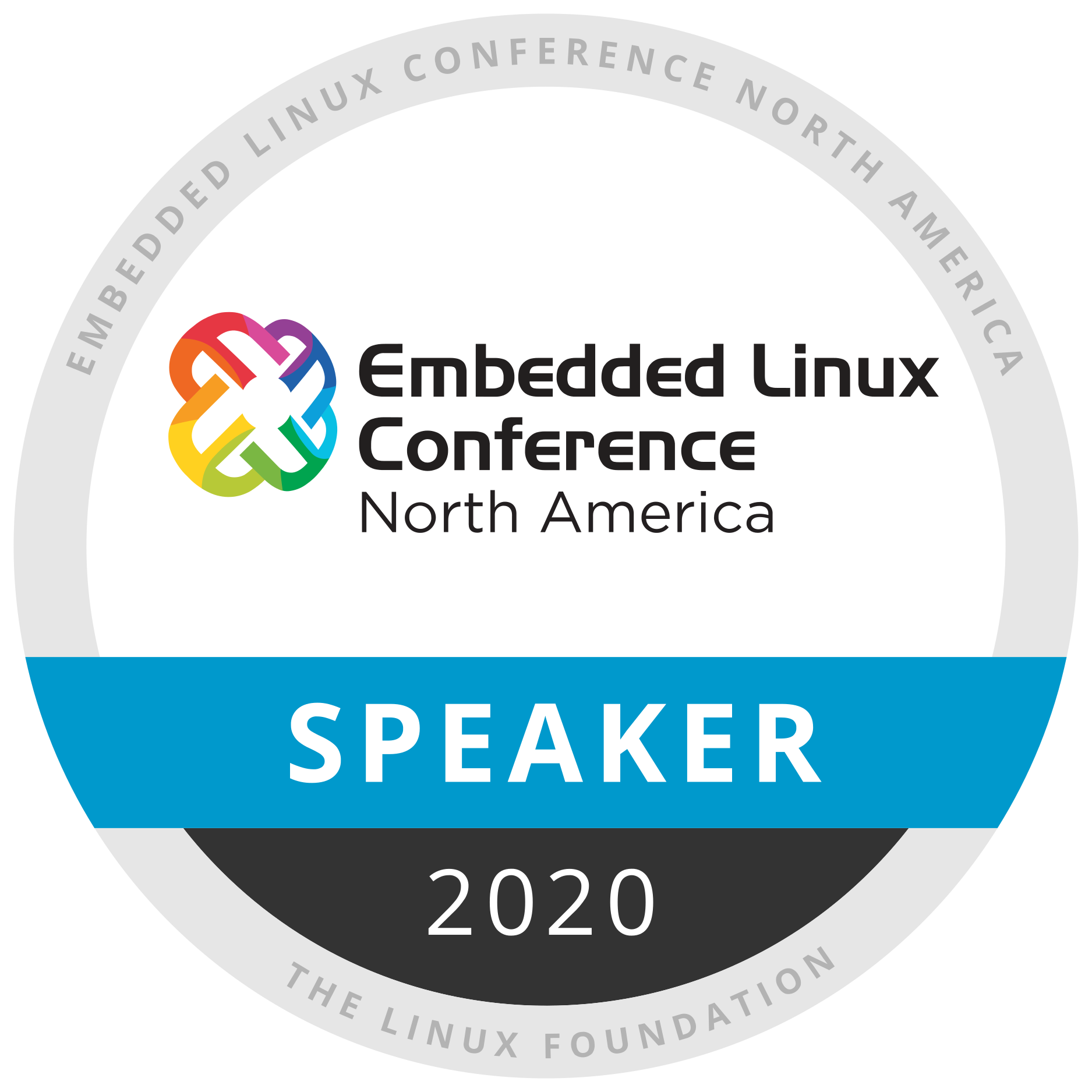 Speaker: Embedded Linux Conference North America 2020