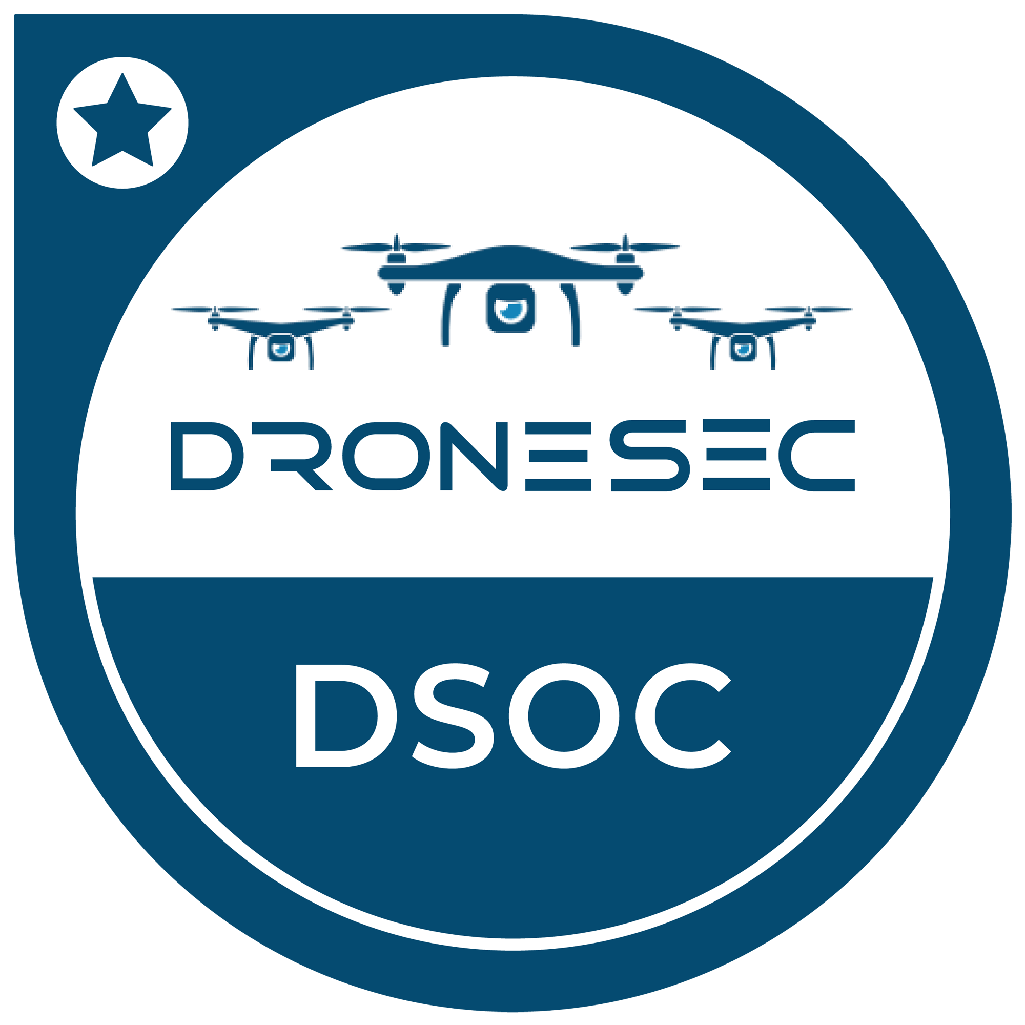 Drone Security Operations Certificate (DSOC)