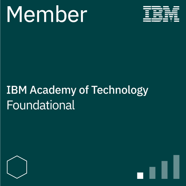 Member - IBM Academy of Technology