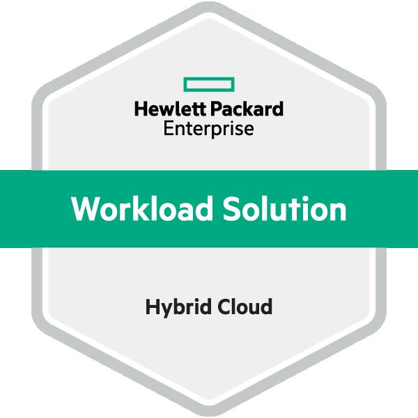 HPE Workload Solution Hybrid Cloud