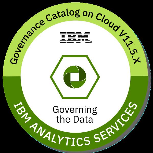 IBM Information Governance Catalog V11.5.x Governing the Data