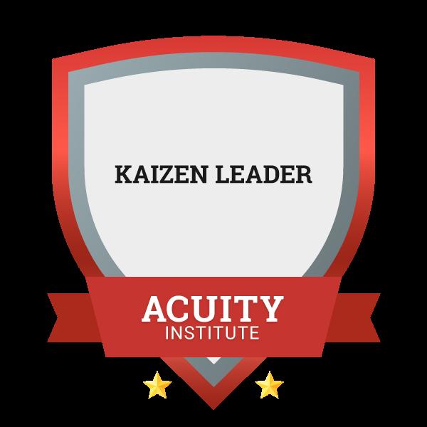 Kaizen Leader