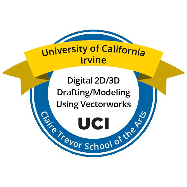 Digital 2D/3D Drafting/Modeling Using Vectorworks