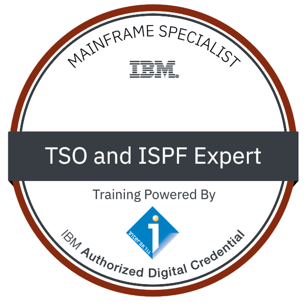 Interskill - Mainframe Specialist - TSO and ISPF Expert