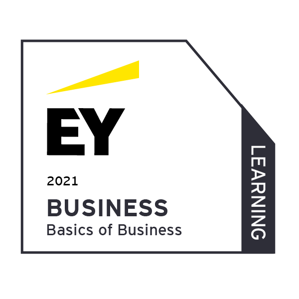 EY Business - Basics of Business - Learning