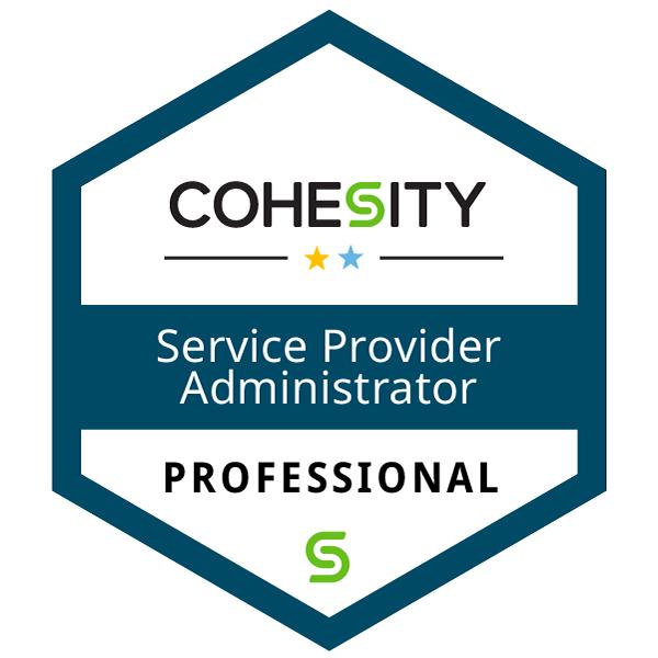 Service Provider Administrator Professional