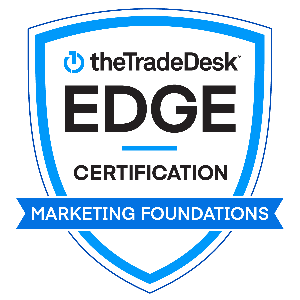 Edge Academy Certified: Marketing Foundations