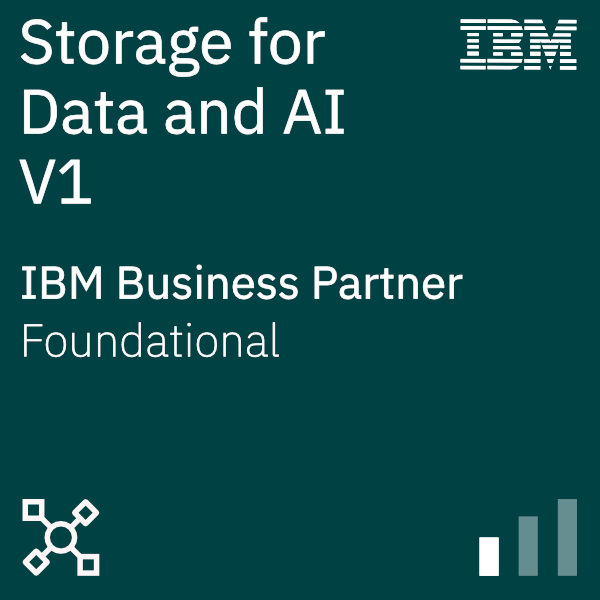 IBM Systems Business Partner Storage for Data and AI V1