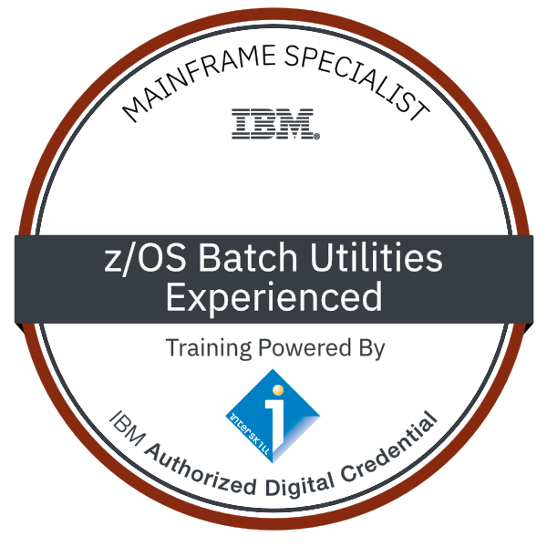 Interskill - Mainframe Specialist – z/OS Batch Utilities - Experienced