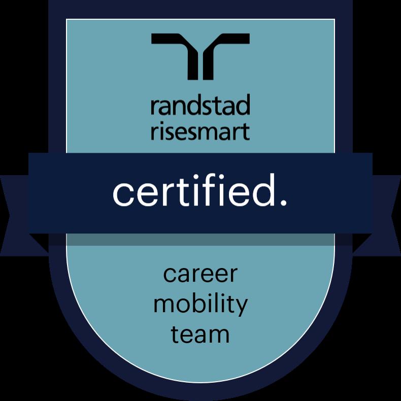 randstad risesmart career mobility team