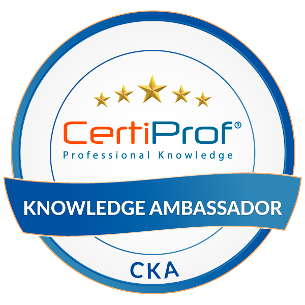 CertiProf Knowledge Ambassador