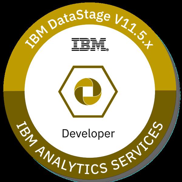IBM DataStage V11.5.x Developer