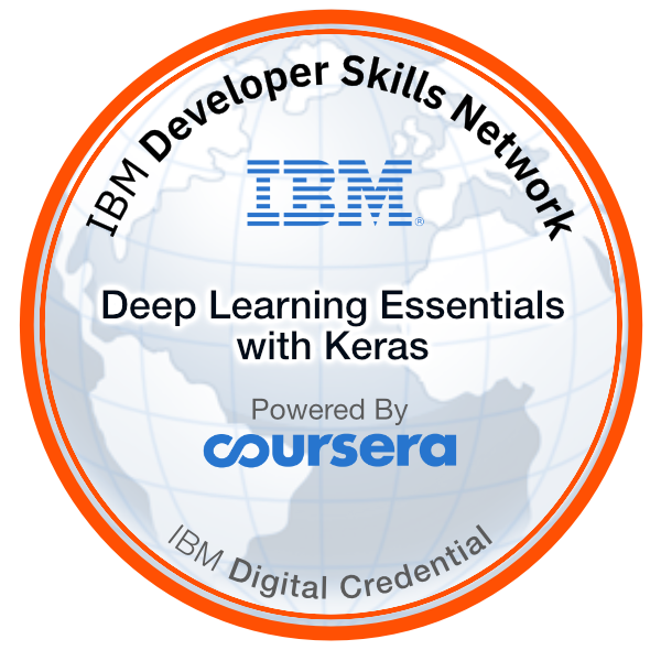 Deep Learning Essentials with Keras