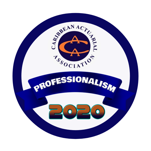 Caribbean Actuarial Association's 30th Annual Conference 2020 – 'Professionalism Course' - Today's Actuary-Virtually Everywhere