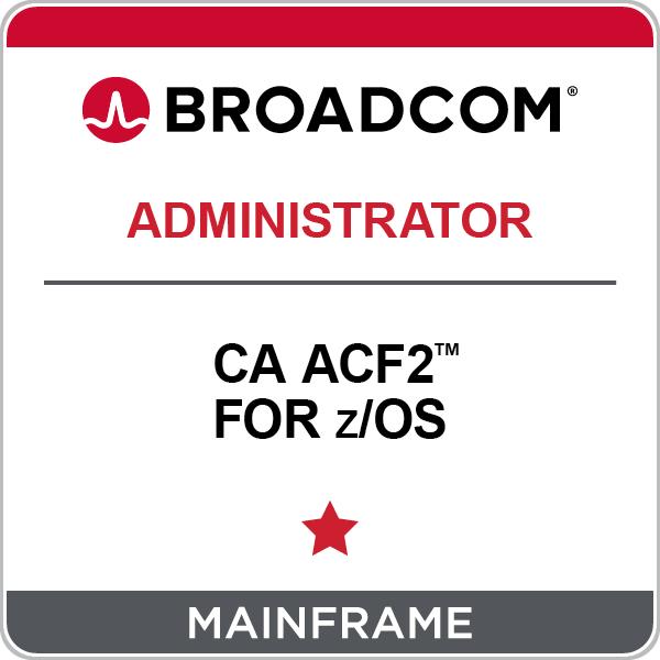 CA ACF2™ for z/OS - Administrator - Foundations