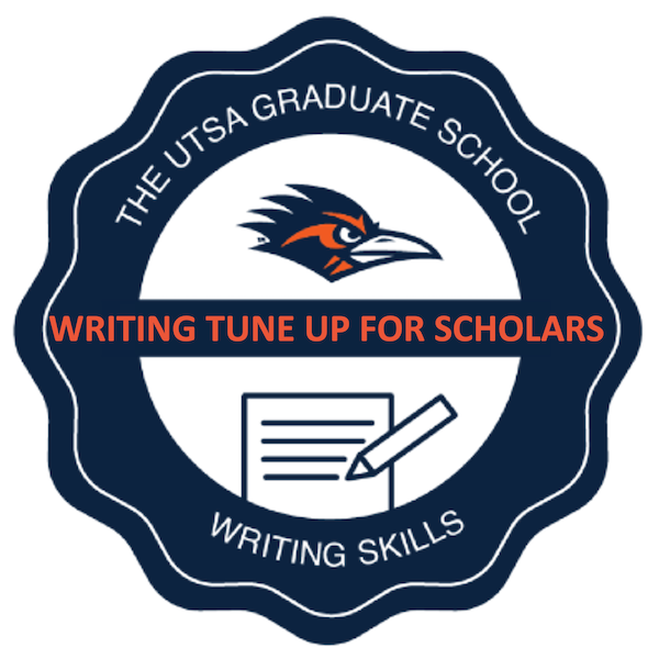 COMMUNICATION: Writing Tune Up For Scholars