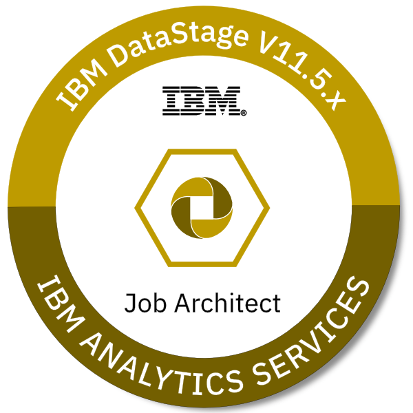 IBM DataStage V11.5.x Job Architect