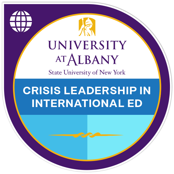 Crisis Leadership in International Education