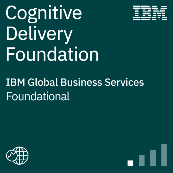 Cognitive Delivery Foundation